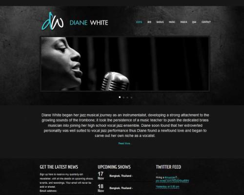 Jazz Singer Diane White