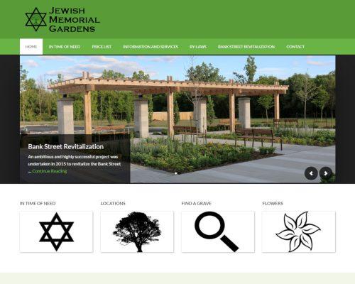 Jewish Memorial Gardens