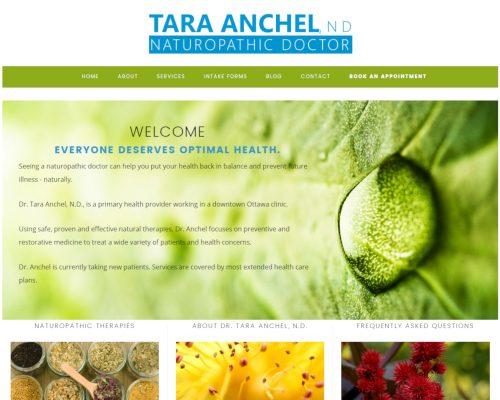 Dr. Tara Anchel, N.D.