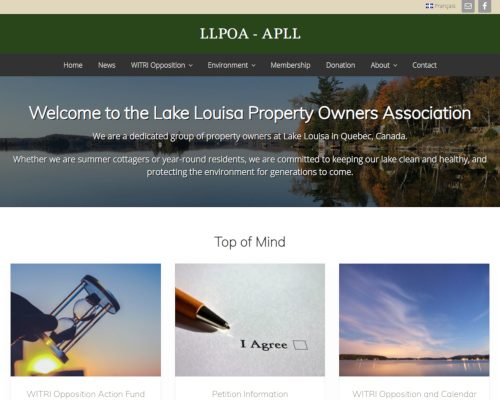 Lake Louisa Property Owners Association