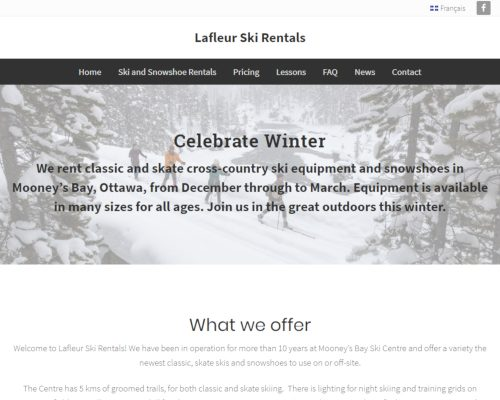 Lafleur Ski Rental