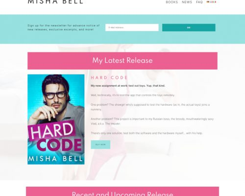 Misha Bell